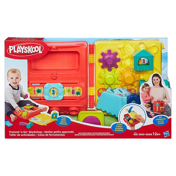Hasbro PlaySkool Моя первая мастерская возьми с собой