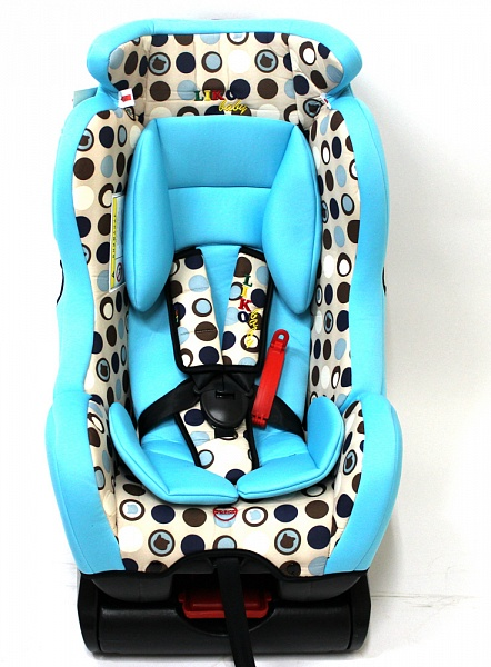 ���������� ������ 0-1-2 (0-25��) Liko Baby LB-718, light blue with circle