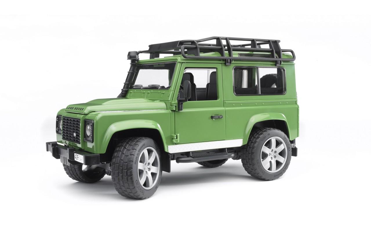 Машинка Bruder Внедорожник Land Rover Defender