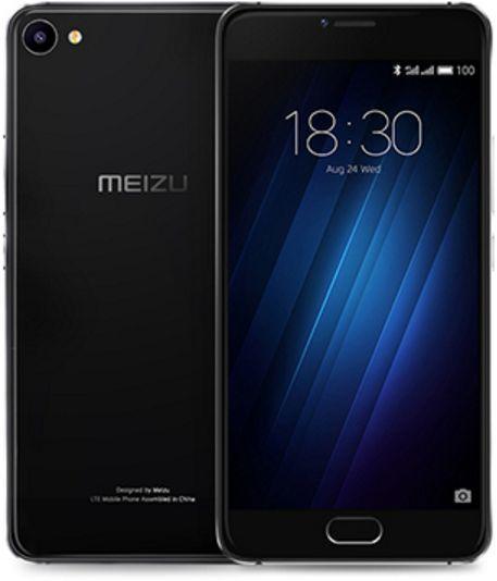 Meizu U10 2/16GB Black - (Android; GSM 900/1800/1900, 3G, 4G LTE; SIM-карт 2 (nano SIM); MediaTek MT6750; RAM 2 Гб; ROM 16 Гб; 2760 мАч; 13 млн пикс., светодиодная вспышка; есть, 5 млн пикс.; датчики - освещенности, приближения, гироскоп, компас, считывание отпечатка пальца)