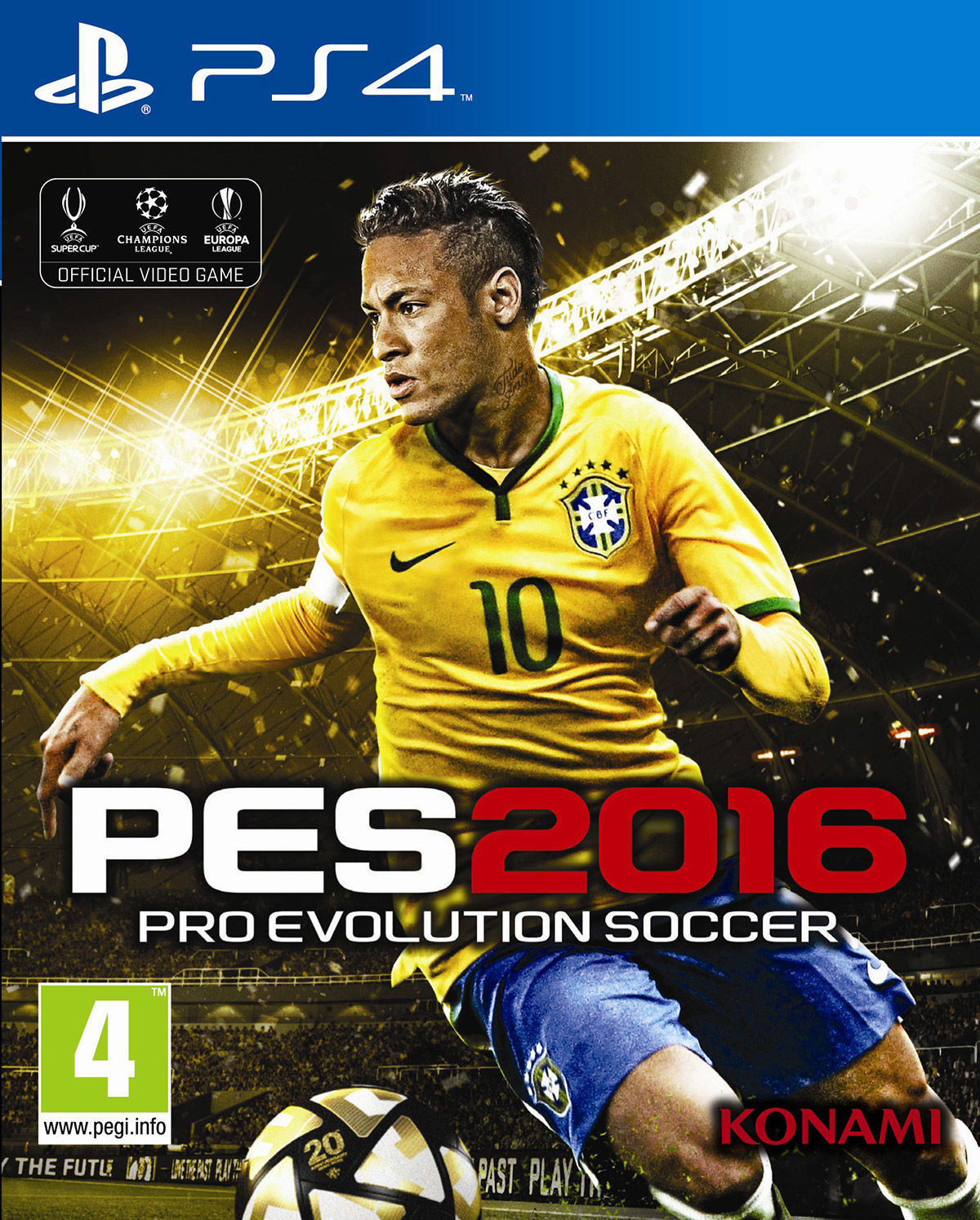 ���� Pro Evolution Soccer 2016