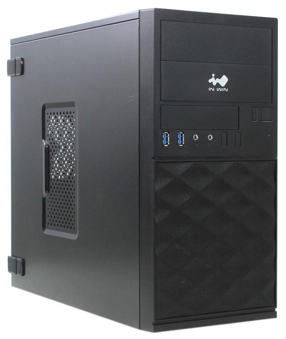Корпус для компьютера IN WIN EFS052 500W Black EFS052BL