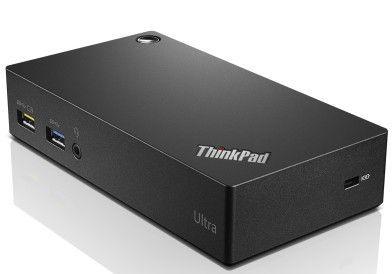 Док-станция Lenovo ThinkPad USB 3.0 Ultra Dock 40A80045EU