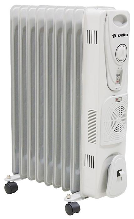 Радиатор масляный Delta D25F-9 К41498