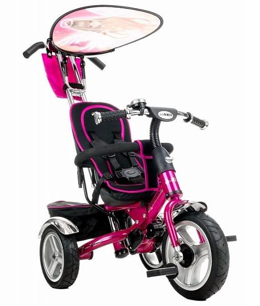 Велосипед трехколесный Liko Baby LB 772, pink