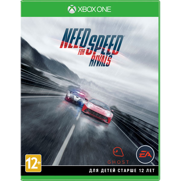 Игра Need For Speed Rivals (Xbox one edition)