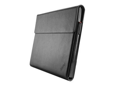 Чехол Lenovo ThinkPad X1 Ultra Sleeve for X1 Carbon & X1 Yoga, black - искусственная кожа