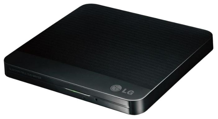 Внешний оптический привод LG GP50NB41 Black