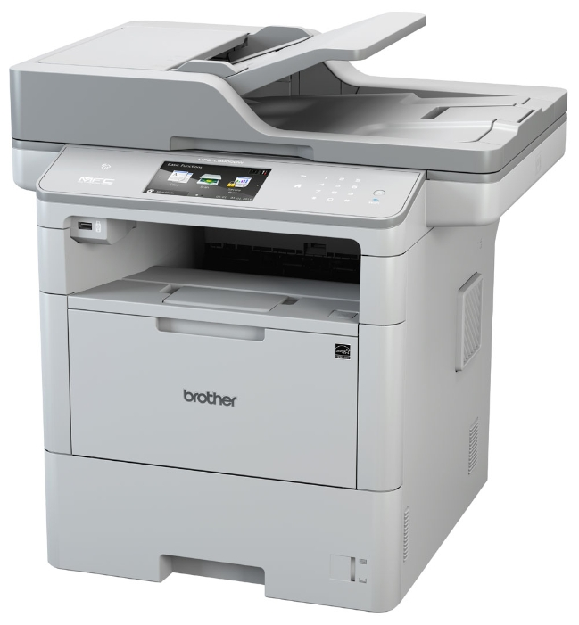 МФУ Brother MFC-L6900DW, grey MFCL6900DWR1