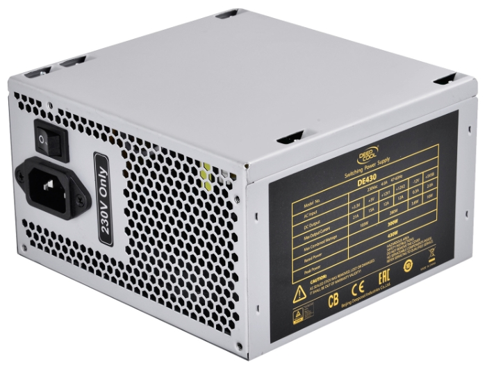 Блок питания DeepCool DE430 430W Explorer