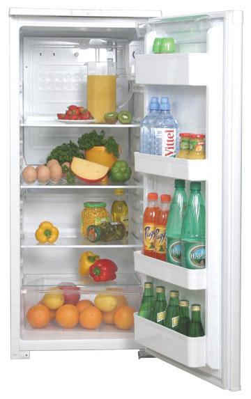 Саратов 549 (КШ-160 без НТО) - (холодильник без морозильника, 165 л (клим.класс N), отдельно стоящий, компрессоров 1, камер 1, дверей 1. (разм. капельная система). ШГВ 48x59x114.5 см. Управление электромеханическое. Энергопотр-е класс B (244.55 кВтч/год). белый / пластик)