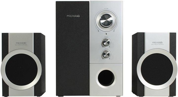 Акустическая система Microlab M-520, black M-520 чёрный