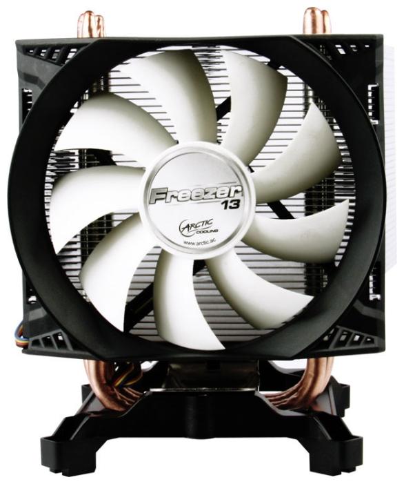 Arctic Cooling Freezer 13 - для процессора; вентиляторов 1 (92x92x25 мм); 600 - 2000 об/мин; радиатор - алюминий, медь • S775, S1150