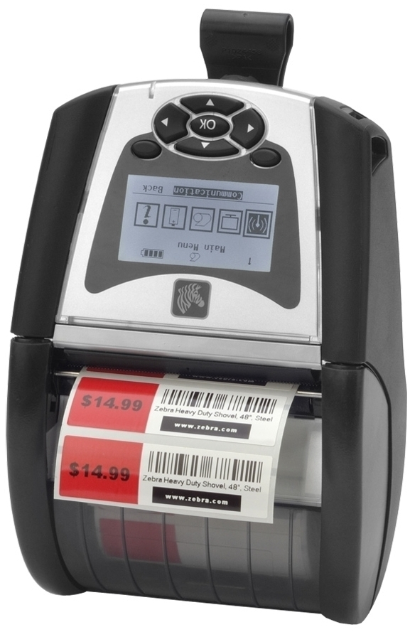 Принтер для этикеток Zebra QLn320 QN3-AUCAEM11-00