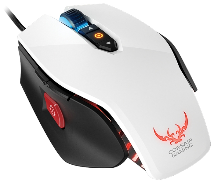 Мышь Corsair Gaming M65 RGB White USB CH-9300111-EU