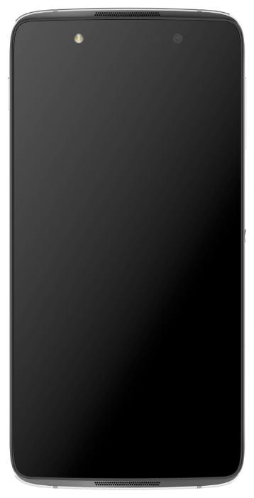 Alcatel IDOL 4 6055K 3/16Gb Dark Grey - (; GSM 900/1800/1900, 3G, 4G LTE, LTE-A Cat. 4; SIM-карт 2 (nano SIM); Qualcomm Snapdragon 617 MSM8952; RAM 3 Гб; ROM 16 Гб; 2610 мАч; 13 млн пикс., светодиодная вспышка; есть, 8 млн пикс.; датчики - освещенности, приближения, Холла, гироскоп, компас)