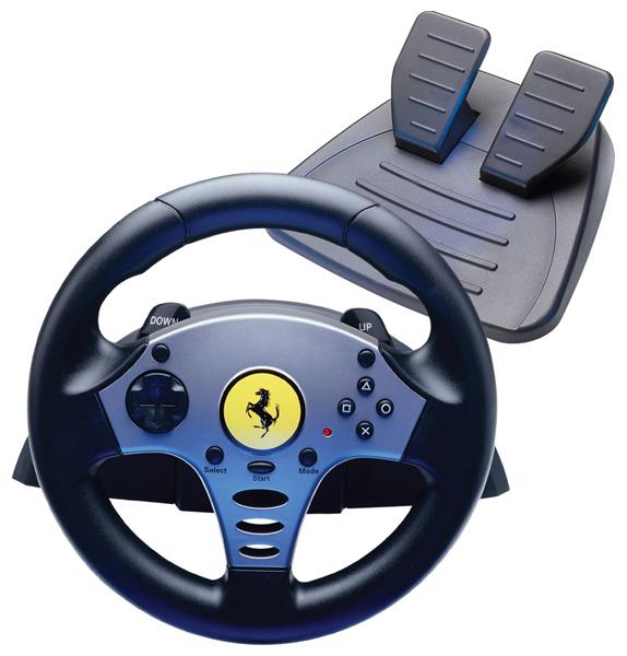 Руль Thrustmaster Universal Challenge 5in1 Wheel (2960700)