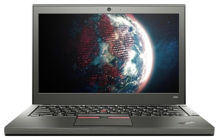 Lenovo THINKPAD X250 Ultrabook (20CM003FRT) - (Core i7 5600U 2600 МГц. Экран 12.5 дюймов, 1920x1080, широкоформатный. ОЗУ 8 Гб DDR3L 1600 МГц. Накопители SSD 240 Гб; DVD нет. GPU Intel HD Graphics 5500. ОС)