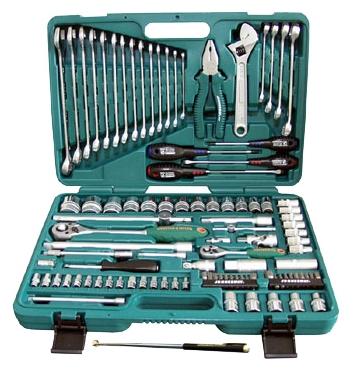 Набор инструментов Jonnesway S04H624101S, 101 предмет