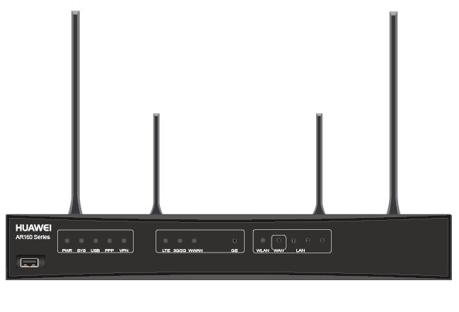 Маршрутизатор Huawei AR161FGW-L (поддержка LTE)