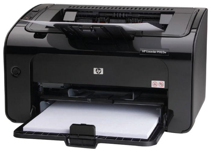 Принтер HP LaserJet Pro P1102w RU CE658A#ACB