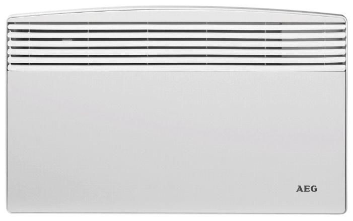 Конвектор AEG WKL 1503 S, white
