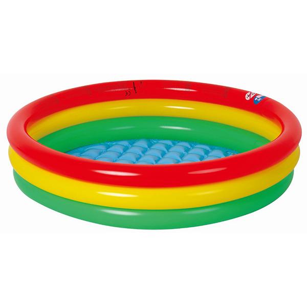 Бассейн надувной Jilong Round baby Pool 3 Color