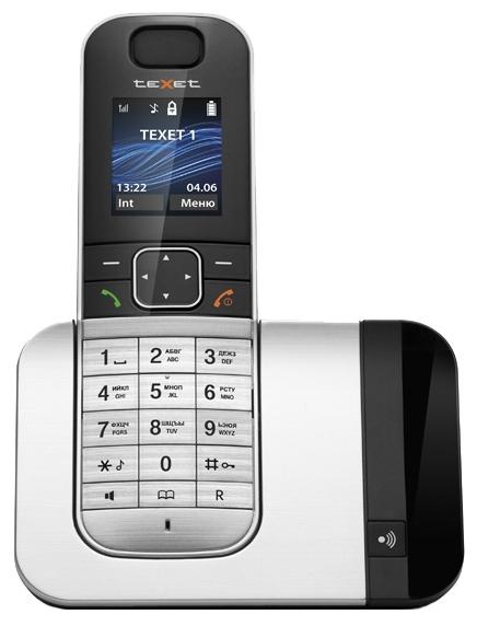 ������������ DECT TeXet TX-D7605A Silver/Black