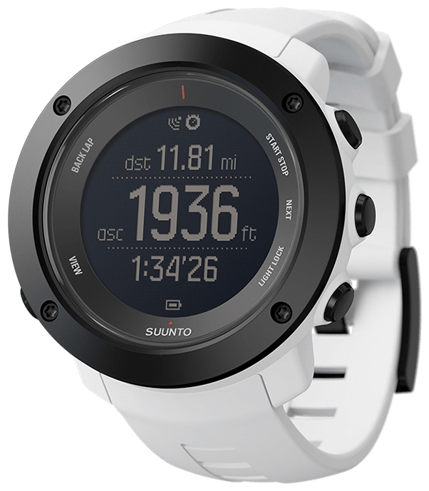 Смарт-часы Suunto Ambit3 Vertical (HR), White SS021966000