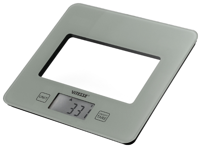 Весы кухонные Vitesse VS-615, Grey VS-615GRY