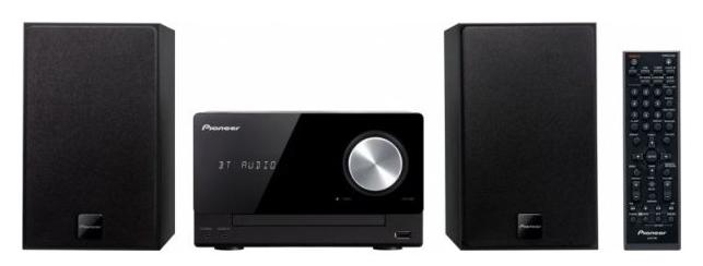 Музыкальный центр Pioneer X-CM35-K Black