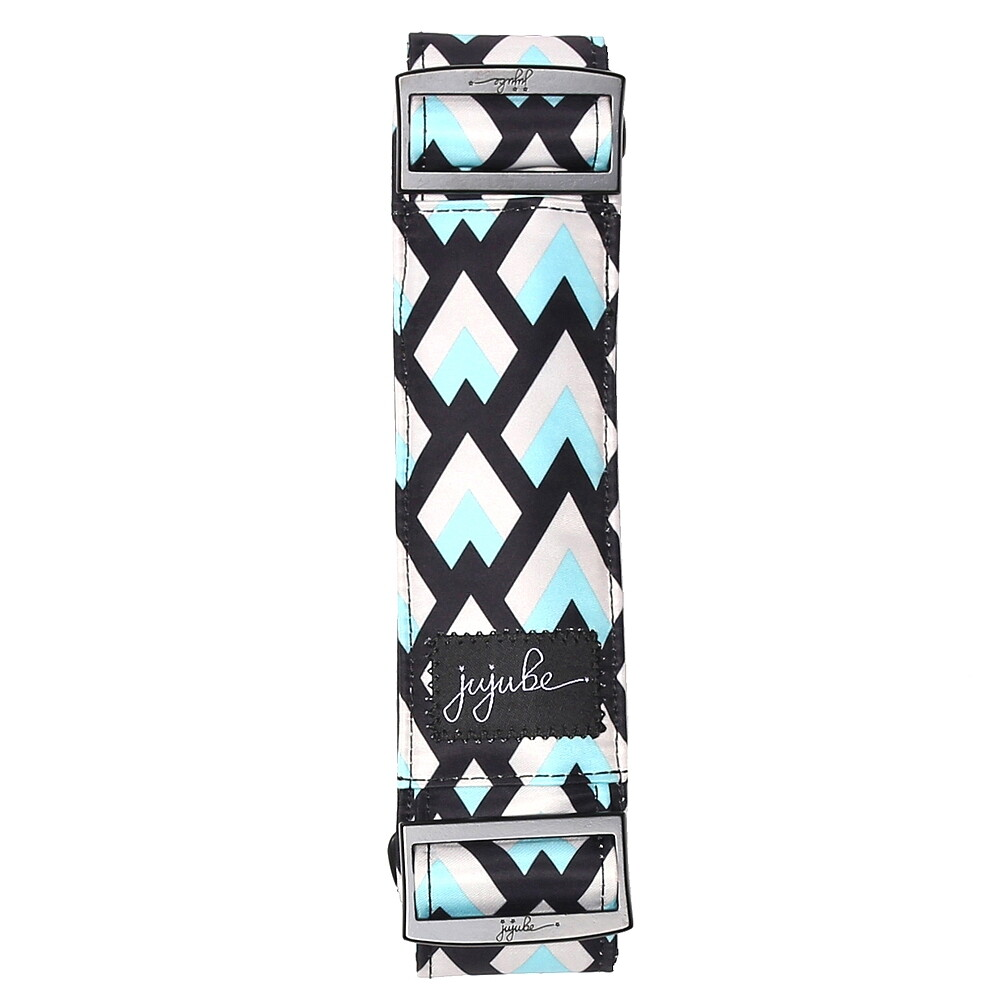 Ремень Ju-Ju-Be Messenger Strap onyx black diamond