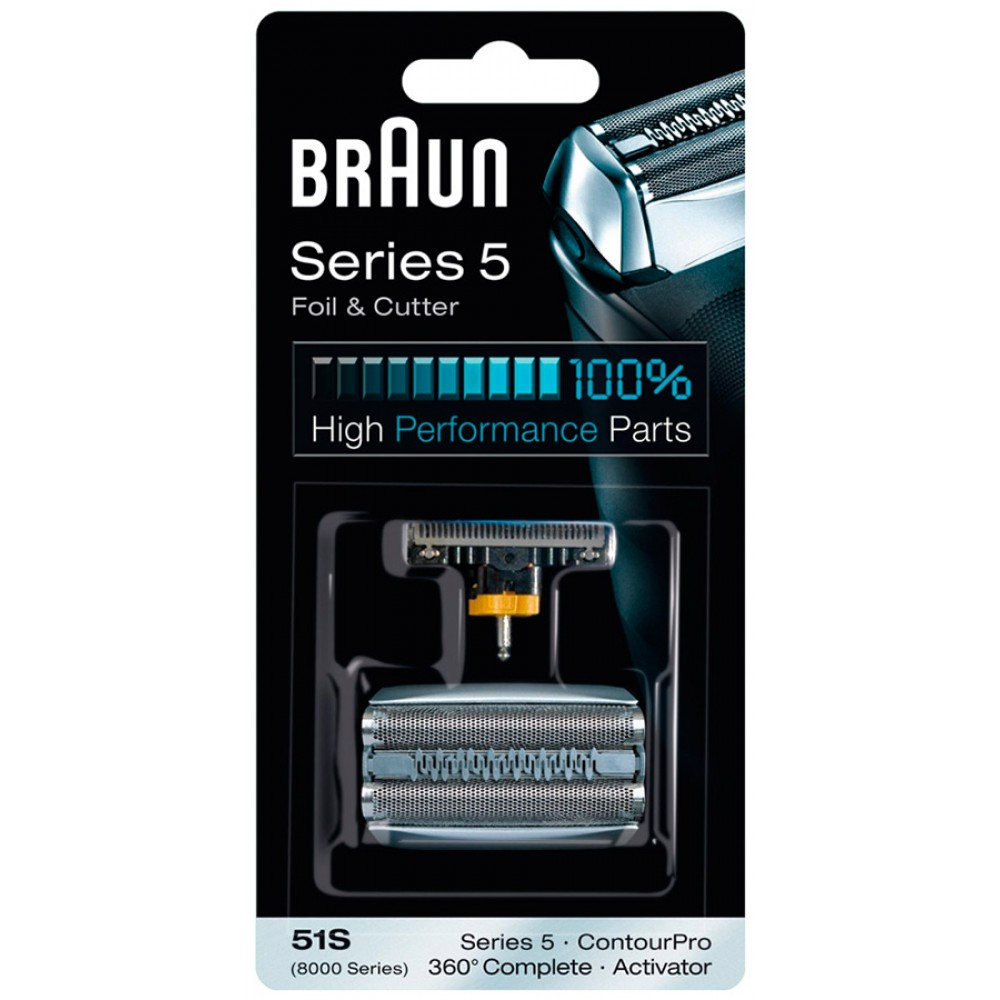 Braun Series 5 51S для электробритвы