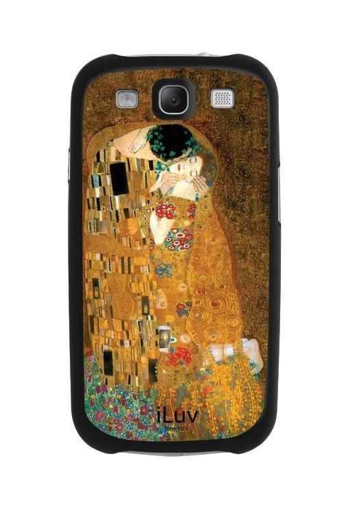 Чехол iLuv для Samsung GalaxyS III Klimt kiss