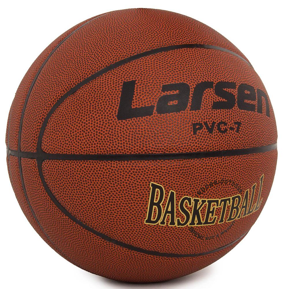 Мяч баскетбольный Larsen PVC7