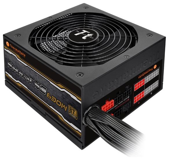 Блок питания Thermaltake Smart SE 630W SPS-630AH3CCB