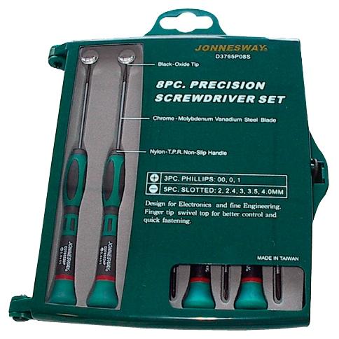 Набор инструментов Jonnesway D3765P08S 48815