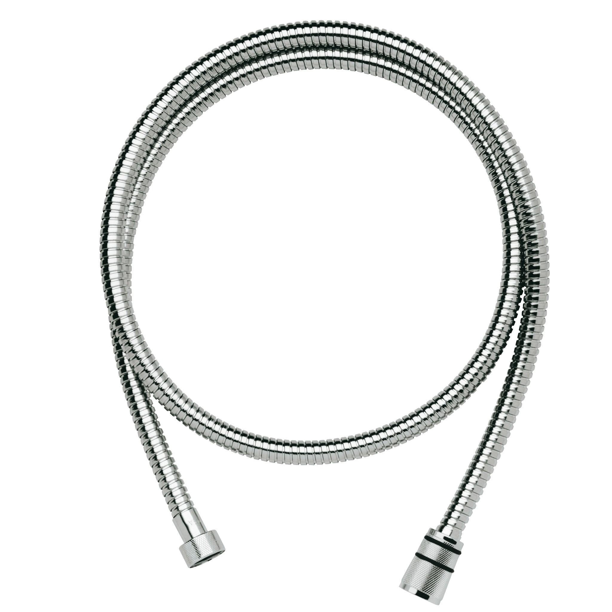 Grohe 28417000 Rotaflex металлический, 1500 мм, хром (28417000)