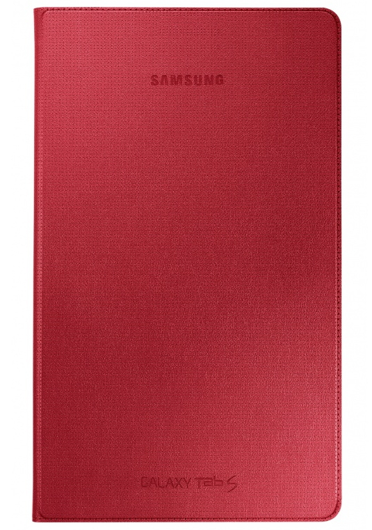 Чехол-книжка Samsung Simple Cover EF-DT800BBEGRU для Samsung Galaxy Tab S SM-T700, красный