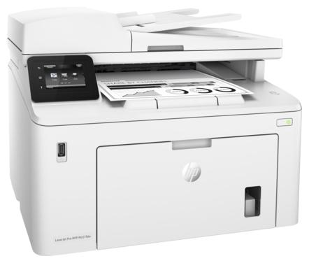 HP LaserJet Pro MFP M227fdw картридж profiline pl cf212a 131a 731 для laserjet pro 200 m251 mfp m276 hp 618 1800 стр желтый