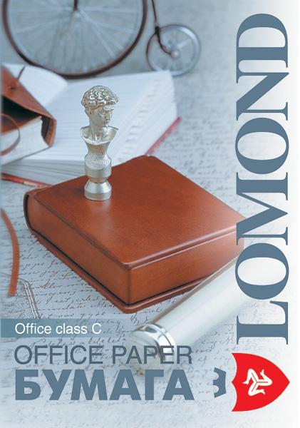 Бумага LOMOND Office 0101005 - 500 л, 80г/м2, 297x210 (A4)