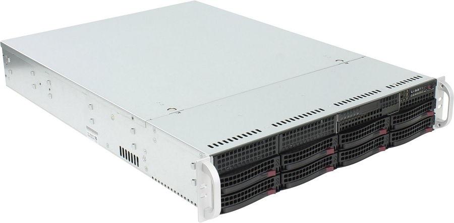 ��������� ��������� SuperMicro SYS-6028R-WTR