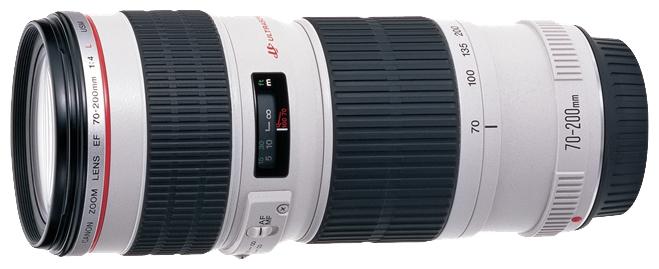 ������������ Canon EF 70-200mm f/4L USM (2578A009)