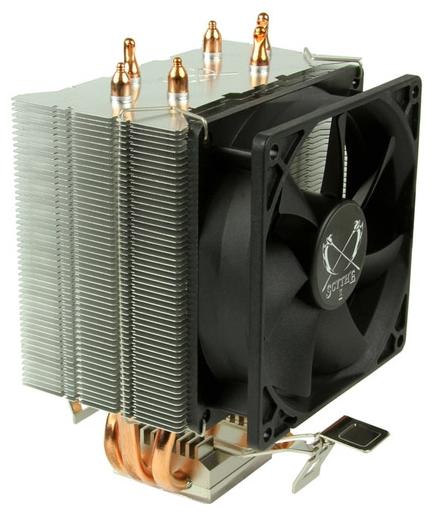 Scythe Tatsumi SSCTTM-1000A, AM2-FM2 - для процессора; вентиляторов 1 (92x92x25 мм); 300 - 2500 об/мин; радиатор - алюминий • AM2,