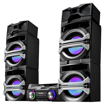 Музыкальный центр Panasonic SC-MAX370GS SC-MAX370GSK