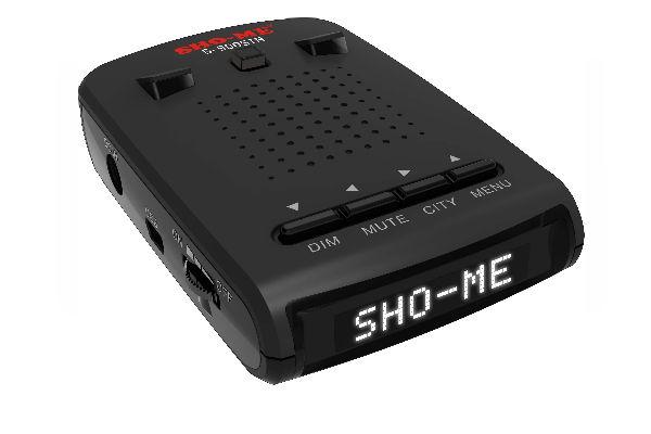 Радар-детектор Sho-Me G-900 STR, white G-900 STR white
