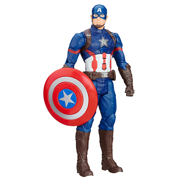 Hasbro Avengers Первый Мститель