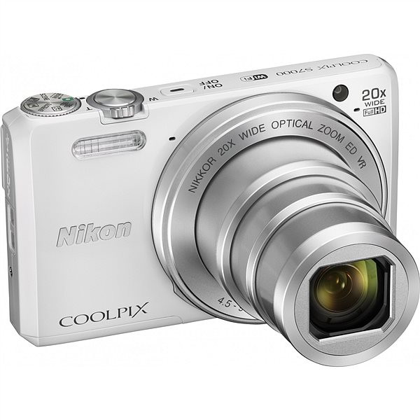 ����������� Nikon Coolpix S7000 White VNA801E1