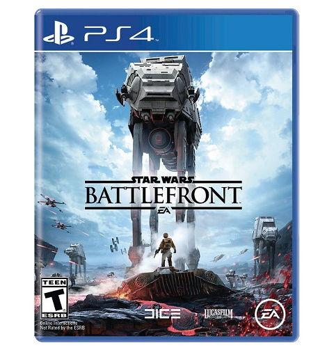 Игра Star Wars Battlefront PS4