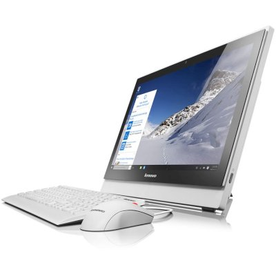 "Lenovo IdeaCentre S400z 10K2001RRU - (Intel Pentium 4405U; 4 Гб; 500 Гб; ODD - DVD Super Multi • Экран 21.5"" 1920x1080; Intel HD 510 • LAN 10-1000 Мбит/с; Wi-Fi 802.11 b/g/n; Bluetooth есть • DOS)"